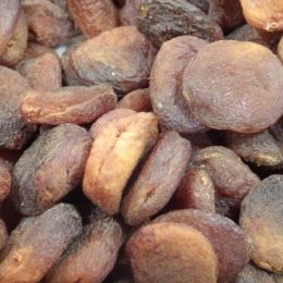 abricots secs naturels bio 250g