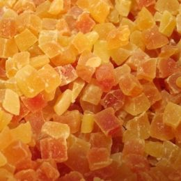 papayes cubes 250g