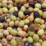 olives mixtes douces 250g