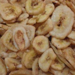 bananes chips 250g