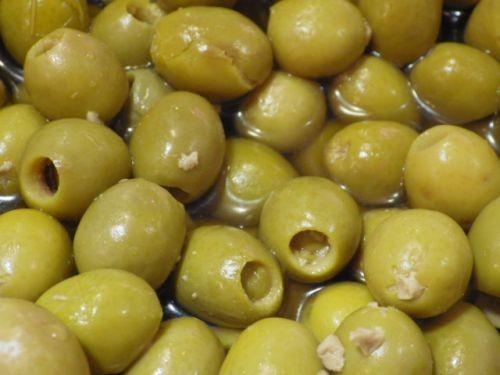 olives aux anchois 250g