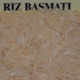 riz basmati 250g