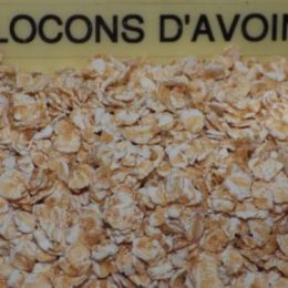 flocons d'avoine 250g