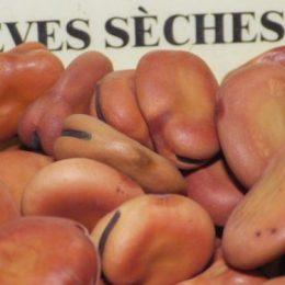 fèves sèches 250g