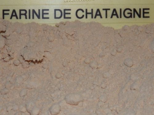 farine chataigne 250g