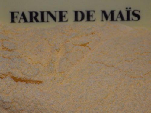 farine maïs 250g