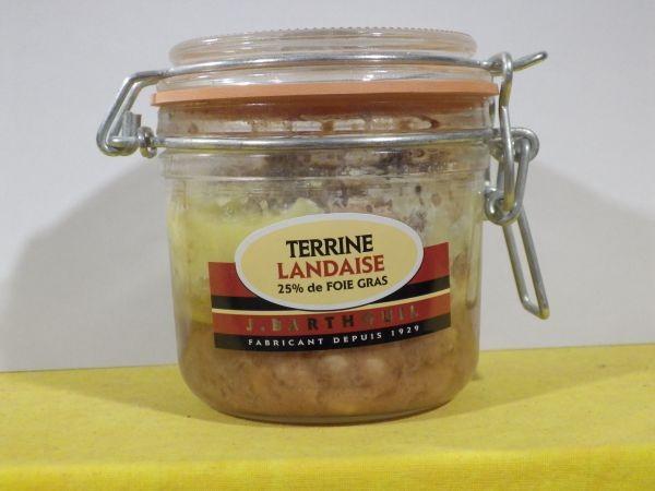 terrine landaise