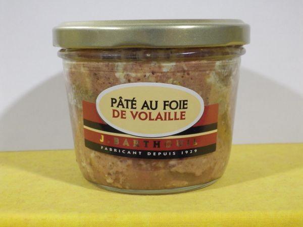 paté foie volaille