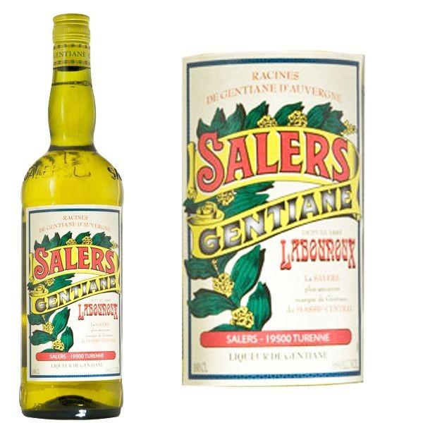 gentiane salers