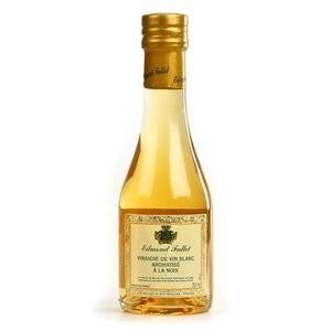 vinaigre vin blanc noix
