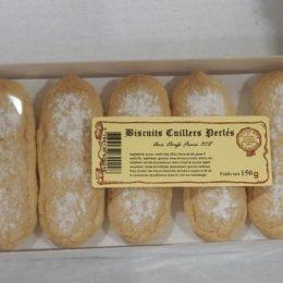 biscuits cuillers perlés