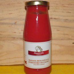 purée tomates