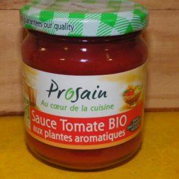 sauce tomates plantes aromatiques