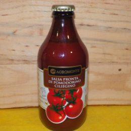sauce tomates cerises