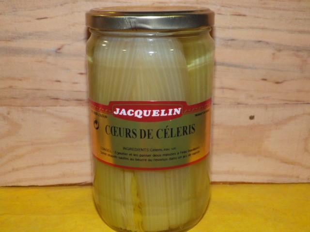 coeurs de celeris