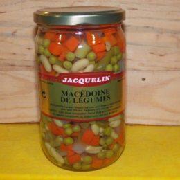 macédoine légumes