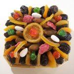 corbeille de fruits secs