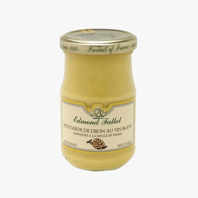 Moutarde au vin blanc