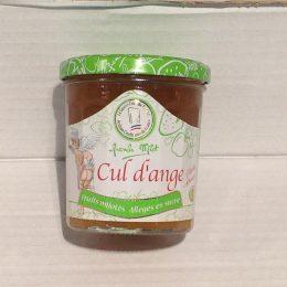 confiture allégée sucre cul d'ange (pêche, abricot)