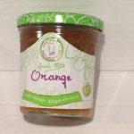 confiture allégée sucre orange